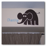 Channing's Elephant