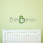 Boys Wall Decal