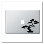 Bonsai Laptop Decal