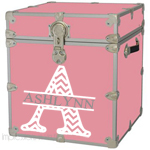 Chevron Camp Trunk Decal