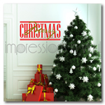 Merry Christmas Vinyl Wall Art Decal