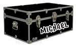 Personalized Trunk Decal - Rock Hero
