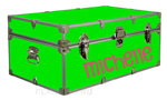 Camp Trunk Name - Michelle Font