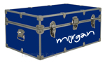 Camp Trunk Name - Morgan Font