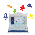Outer Space Room Set