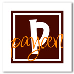Paycen Monogram Wall Decal