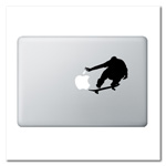 Skate Board Laptop Decal