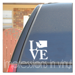 State Love Decal